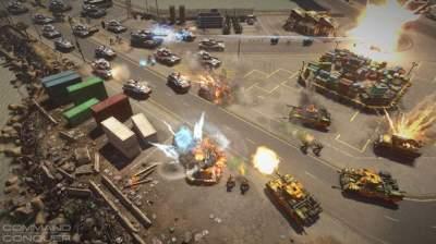 EA работает над переизданиями игр серии Command & Conquer