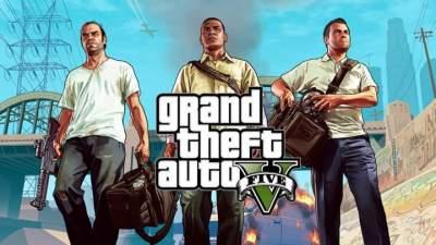 Продажи GTA V достигли 100 млн копий