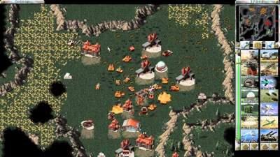 EA анонсировала ремастеры Red Alert и Command & Conquer