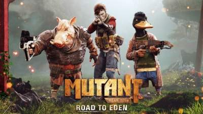 Появились системные требования Mutant Year Zero: Road to Eden