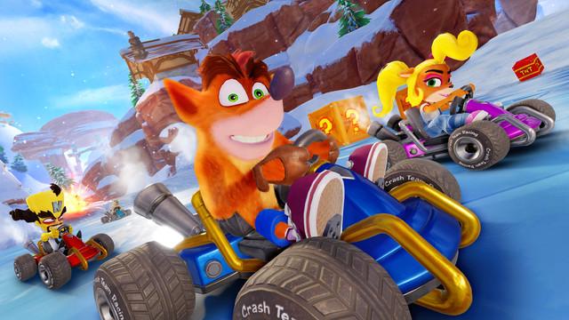 Свежий геймплейный ролик из Crash Team Racing Nitro-Fueled показывает приключенческий режим