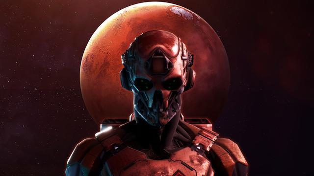 Глобальное обновление «Марс» для Warface отправит вас на Красную планету в июне