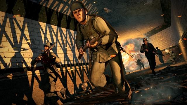 Ремастер Sniper Elite V2 получил дату релиза и видеосравнение с оригиналом