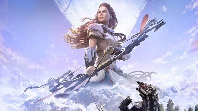 Копьё Элой из Horizon: Zero Dawn придумал разработчик God of War