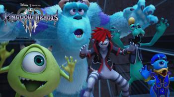 В Kingdom Hearts III появился режим повышенной сложности