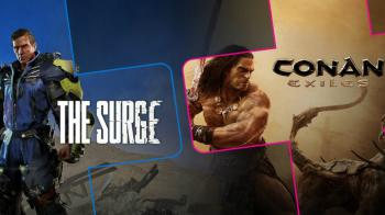 Conan Exiles и The Surge станут доступны подписчикам PS Plus в апреле