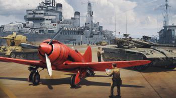 В War Thunder требуются авиатехники с опытом работы