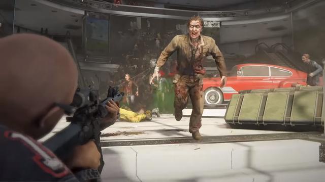 Ищем отличия от Left 4 Dead в обзорном трейлере World War Z