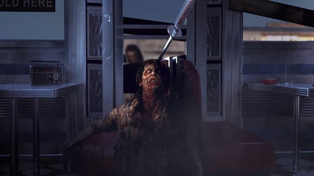 Анонс The Walking Dead Onslaught — VR-игры по сериалу «Ходячие мертвецы»