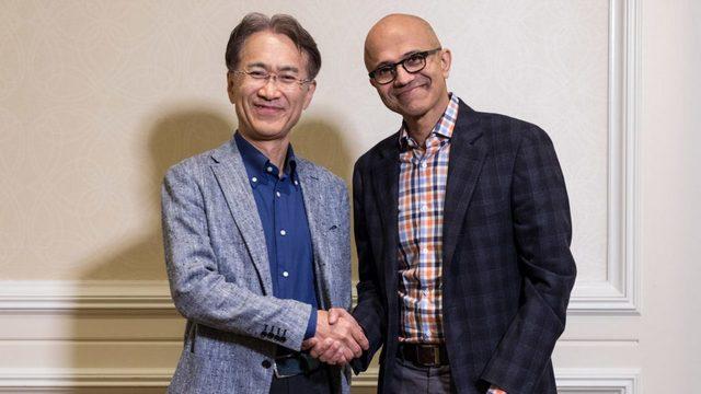 Решение о сотрудничестве Microsoft и Sony было принято втайне от PlayStation