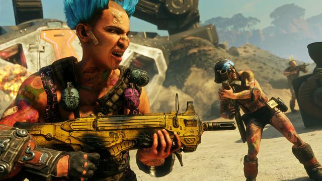 Зрители эфиров по Rage 2 на Twitch смогут оживлять стримеров в мини-игре