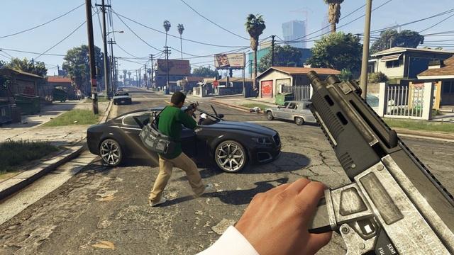 В портфолио бывшего сотрудника Rockstar отыскали GTA 6